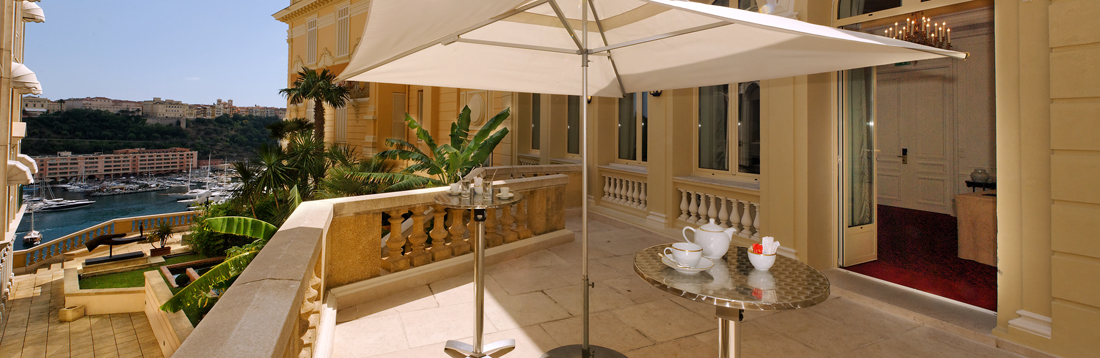 Corporate events in Monaco: The Salon Jardin d\'Hiver room ...