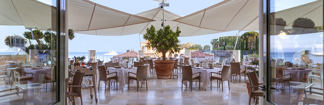 Monte Carlo Bay Hotel Resort Blue Restaurant